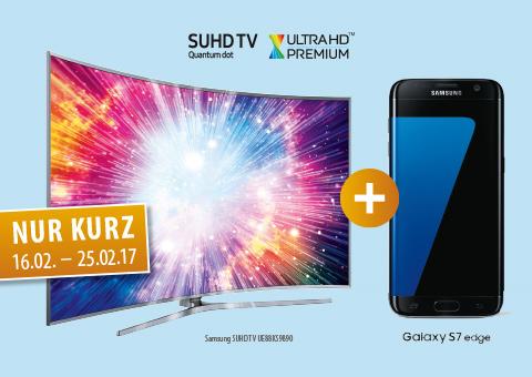 #superdeals von Samsung – TV